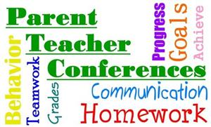 Parent Teacher Conference Logo