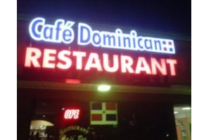 Cafe Dominican Restaurant