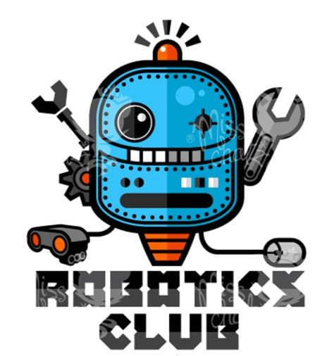 robotics club logo