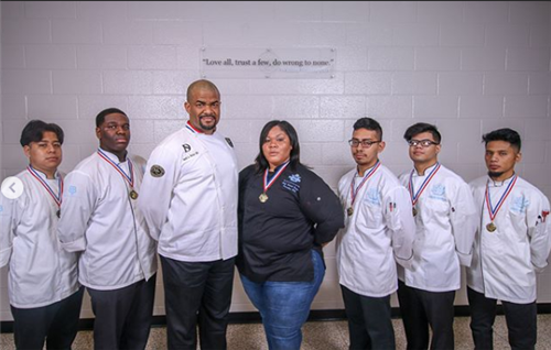 Culinary Arts team