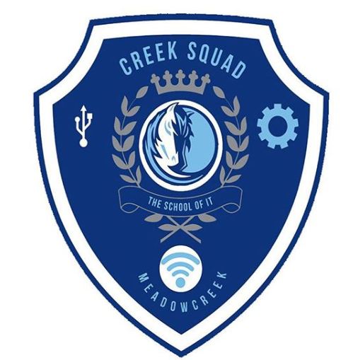 Creek Squad / Welcome