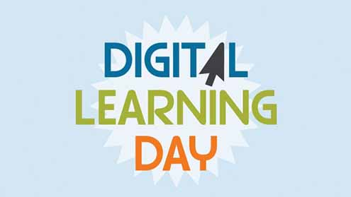 Digital Learning Day graphic