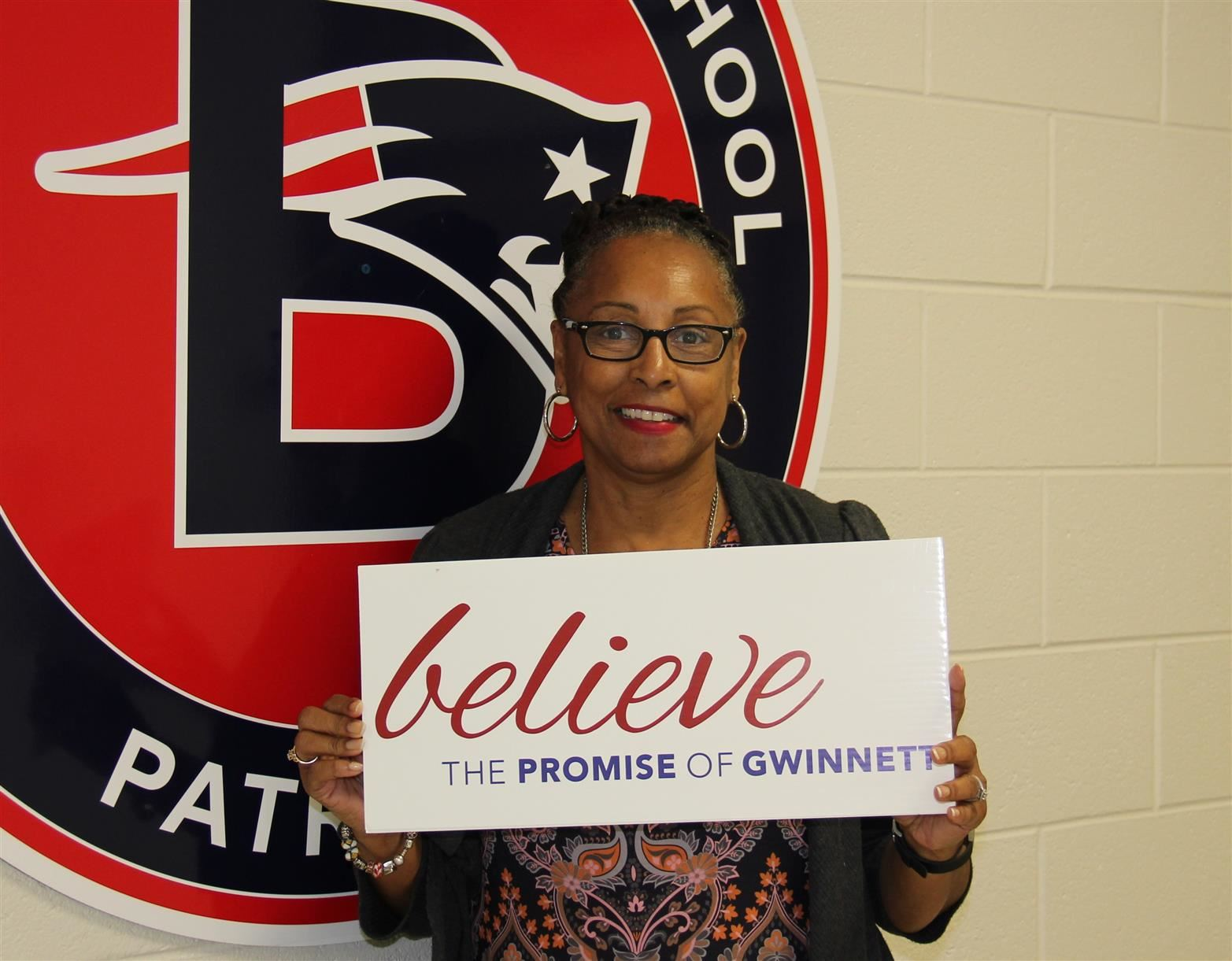 Special Education Assistant Principal, Ms. Hazel White