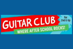 Guitar Club after school lessons