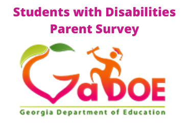 Open to complete a parent survey for student with disabilites.