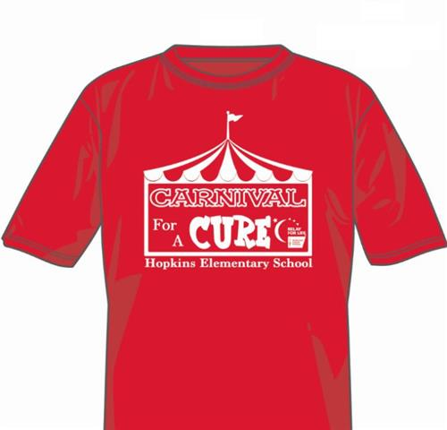 Relay for Life Shirt Image