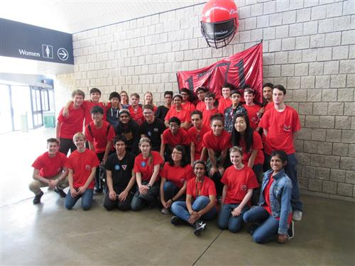 robotics student photo