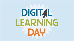Digital Learning Day Icon