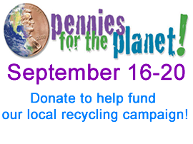 Pennies for the Planet
