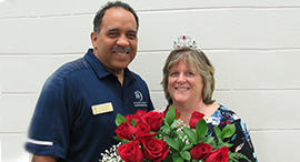 Cedar Hill Teacher of the Year - Betsie Still