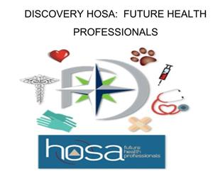 HOSA: Future Health Professionals