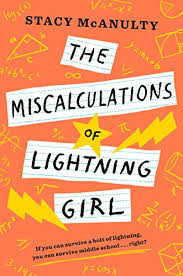 Cover of Miscalculations of Lightning Girl