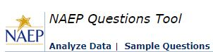 NAEP Questions Tool