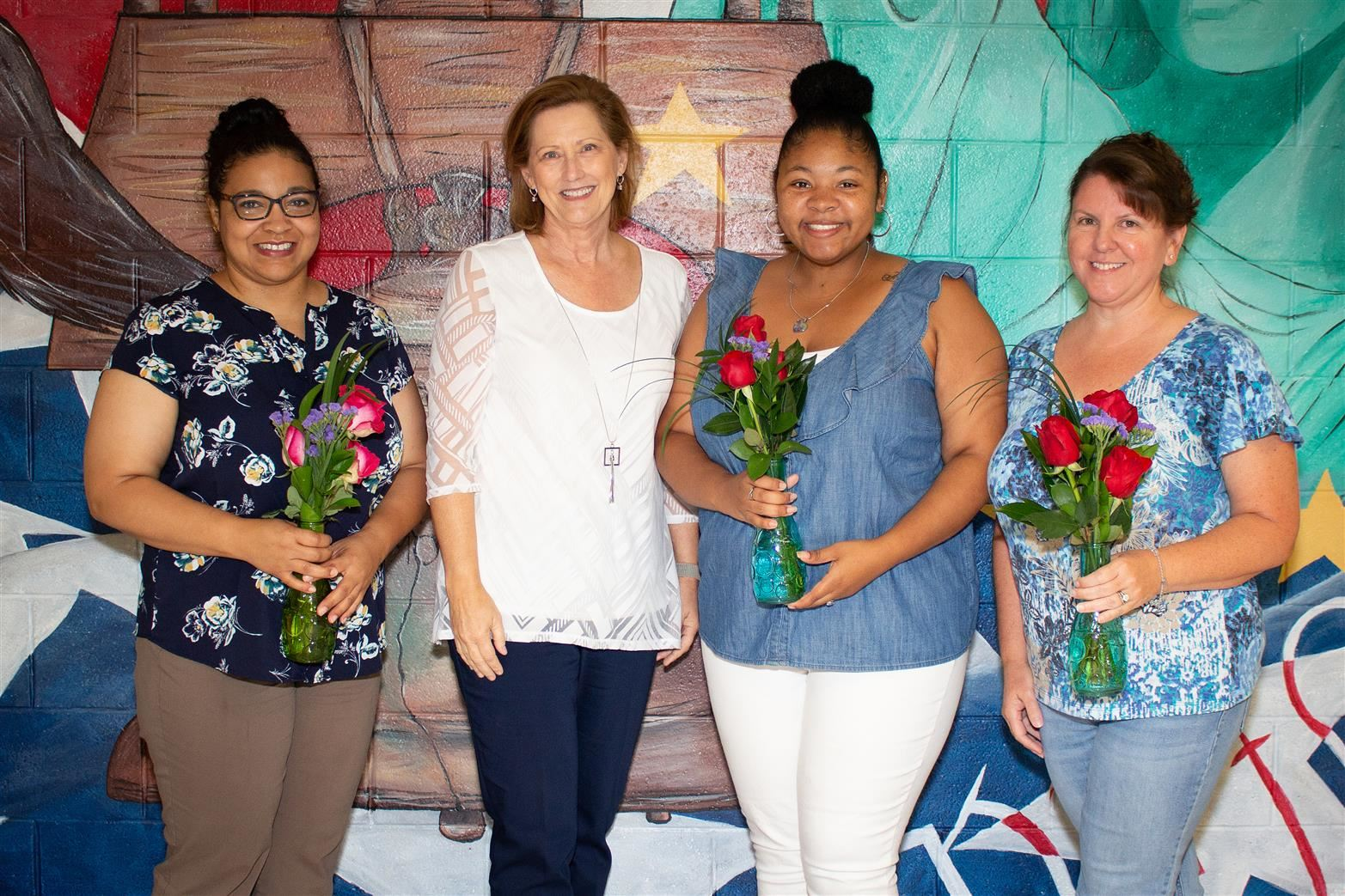 2019 Teacher of the Year Semifinalists