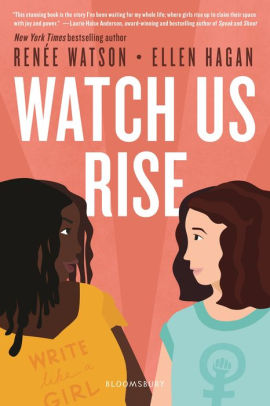 Book cover for Watch Us Rise
