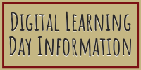 Digital Learning Day Information