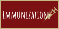 Rising 7th Graders - Immunizations