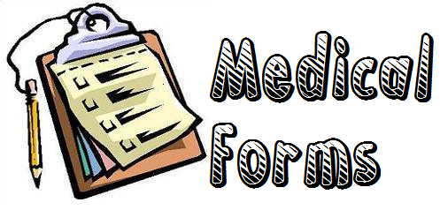 GCPS Medical Forms
