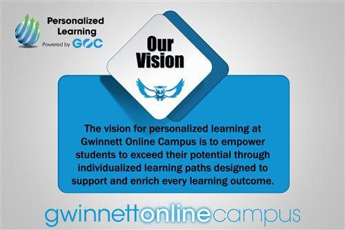 Personalized Learning Vision