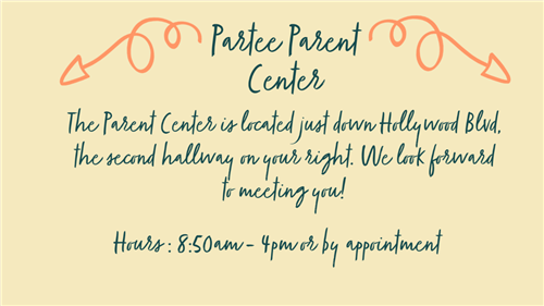 Parent Center Information