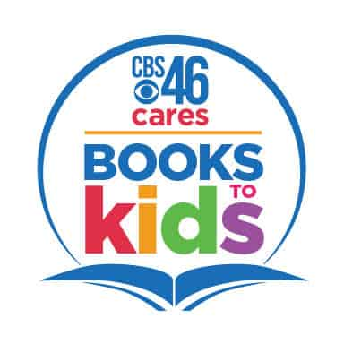 CBS 46 Cares Books for Kids