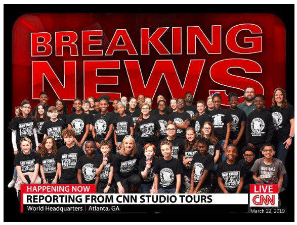 Image of CNN field trip