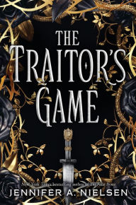 Traitor's Game cover