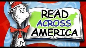 Read Across America Week, March 2-6 * Learn about what to Wear each Day *
