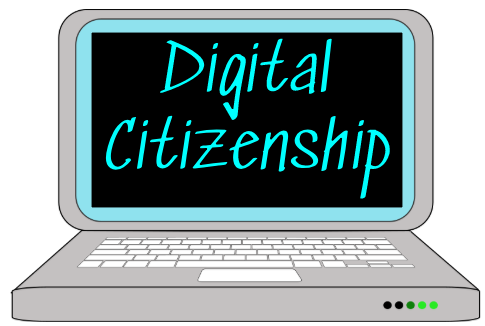 computer with digital citizenship