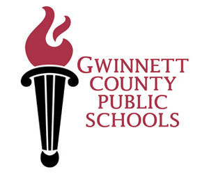 GCPS Name and Torch Logo