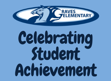 Graphic that says celebrating achievement