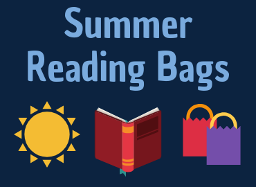 Order Now! Summer Reading Bags!