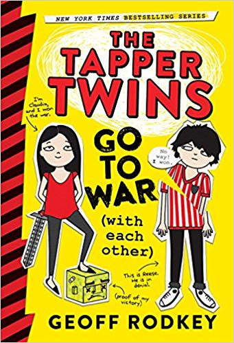 Tapper Twins Go To War cover