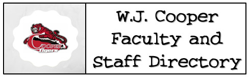 Cooper Faculty and Staff Directory