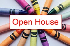 Open House August 7th