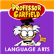 Professor Garfield: Language Arts Games