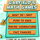 Professor Garfield: Math Games