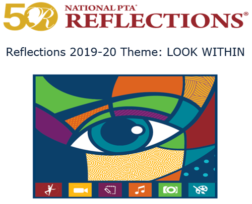 Reflections 2019-20 Theme:  Look Within
