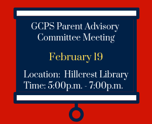 Parent Advisory Committee Meeting Image