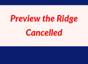 Preview the Ridge Cancelled