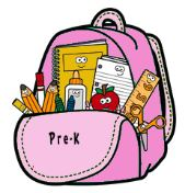 Pre-K Supply Lists