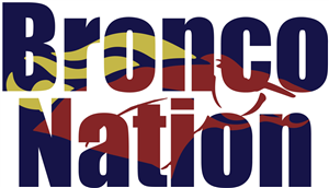 Bronco Nation logo