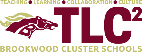 cluster logo with TLC2 logo for Teaching, Learning, Collaboration, Culture