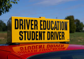 Driver Education banner