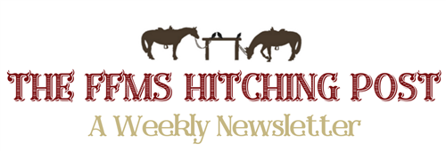 The FFMS Hitching Post A Weekly Newsletter
