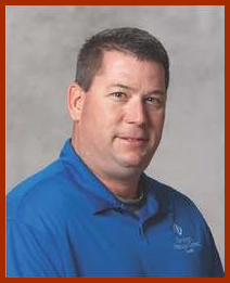 Jay Pearson, head athletic trainer